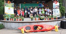 XXIII Gminny Festiwal Piosenki Dziecięcej i Młodzieżowej w Górze nad Notecią