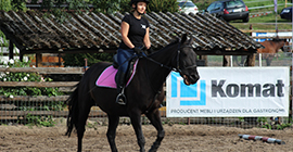 Stable competition in Romanowo Dolne