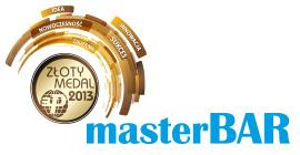 masterBAR zdobywcą Złotego Medalu MTP 2013