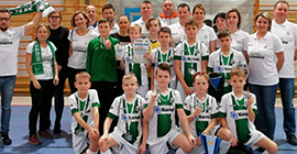 The 4th Komat KIDS Cup ended with the victory of the MKS Noteć Czarnków team!