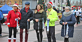 Komat supports the 1st Czarnkow St. Nicholas' Run!