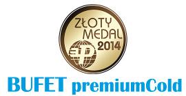 Złoty Medal MTP dla bufetu premiumCold