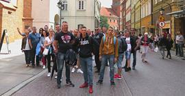 Wyjazd integracyjny do Warszawy