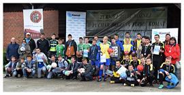 VII Turniej Piłki Nożnej o Puchar Prezesa Firmy Komat