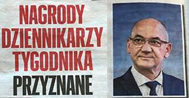 Mieczysław Kozłowski Człowiekiem Roku 2018 w kategorii biznes!