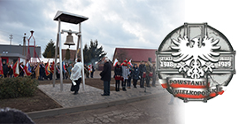 Communal Celebrations of the 100th Anniversary of the outbreak of the Greater Poland Uprising in Walkowice