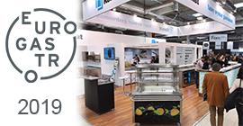 Komat na 23. Międzynarodowych Targach Gastronomicznych EuroGastro